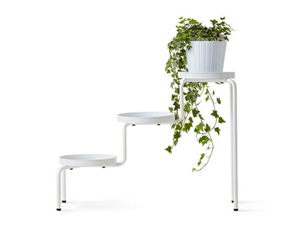 furniture finds add some greenery your home with these 10 plant pots and stands. Black Bedroom Furniture Sets. Home Design Ideas