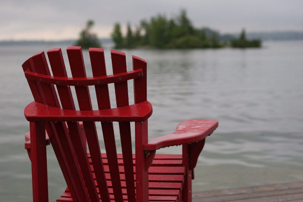 lake chair