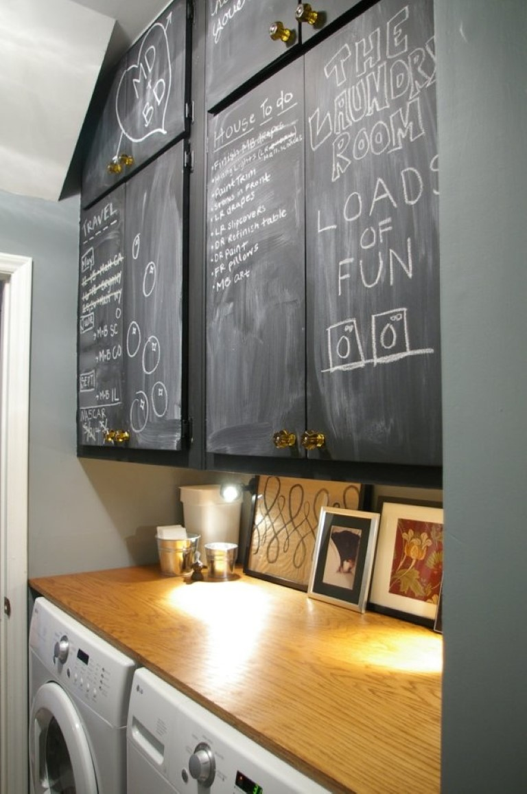 23 Brilliant Organization Tips For Your Chaotic Laundry Room