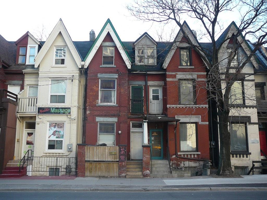 row-houses-toronto