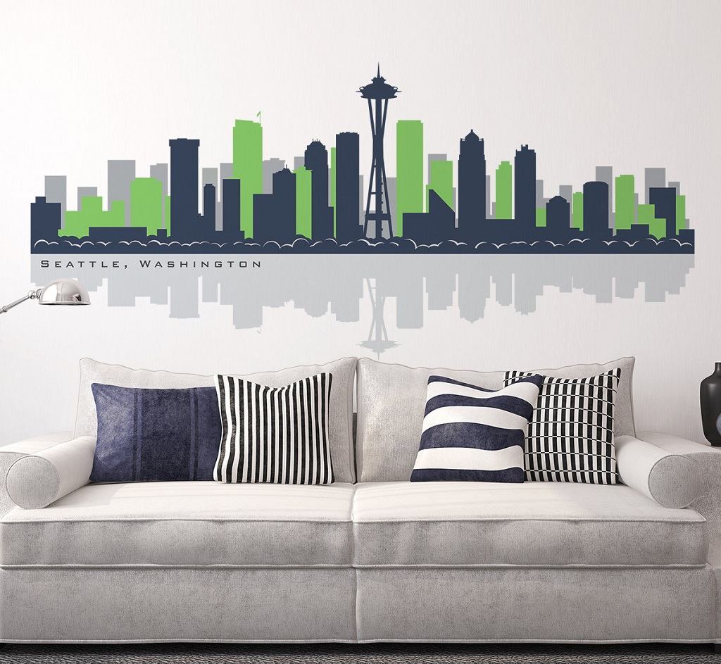 seattle seahawks decor