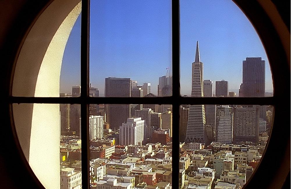 Bay Area tech industry