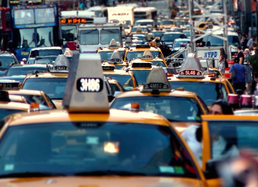 Manhattan traffic increases-compressed