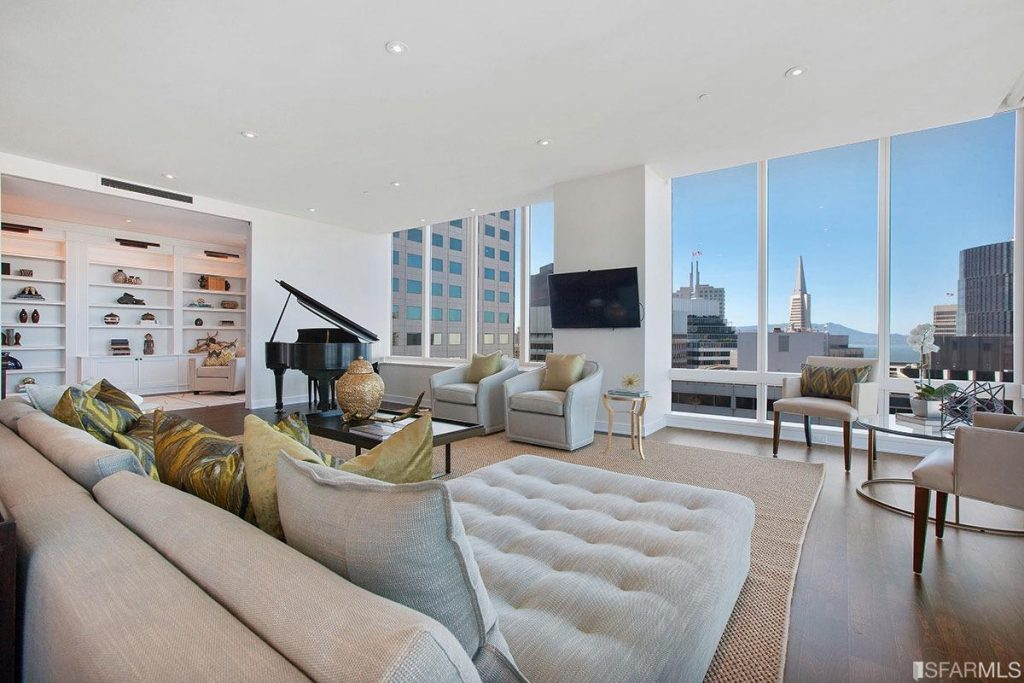 Millennium Tower apartment 2