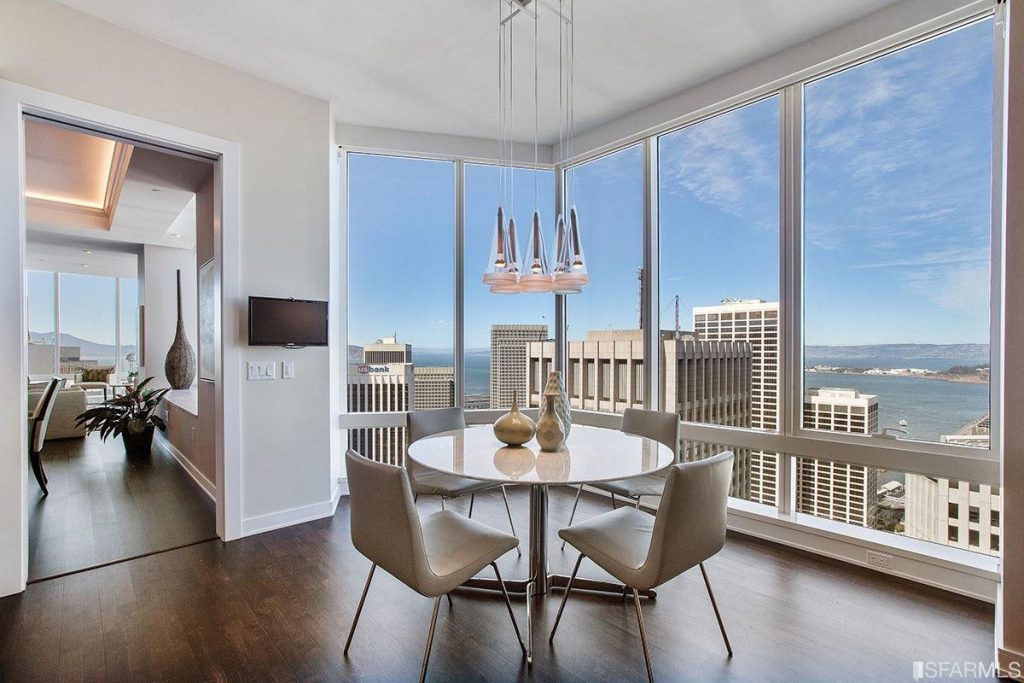 Millennium Tower apartment 8