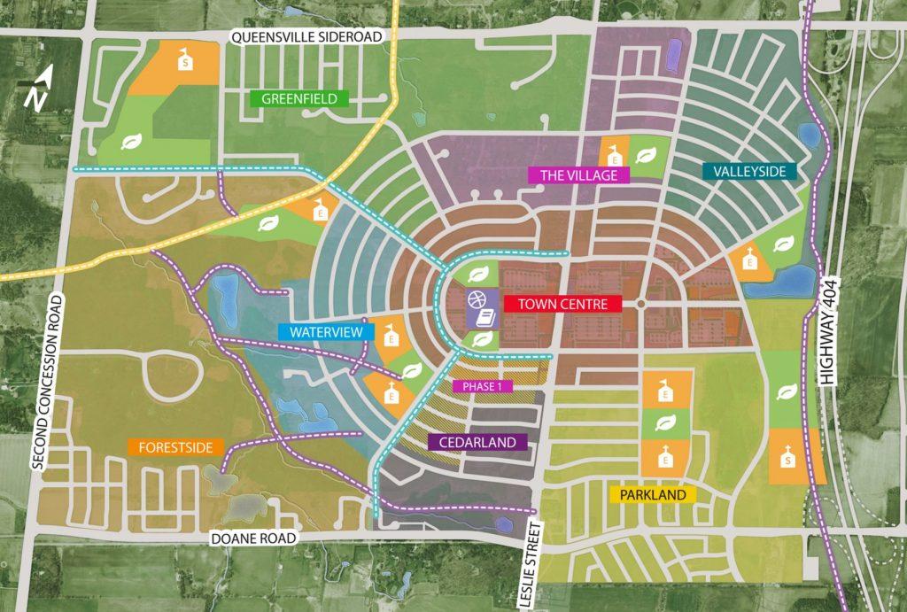 Queensville_Sitemap