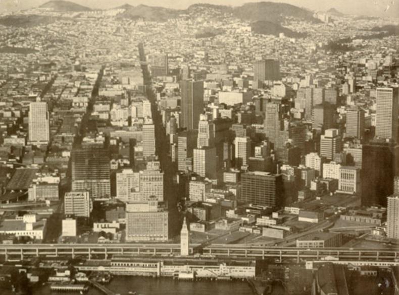 San Francisco 1960s 1