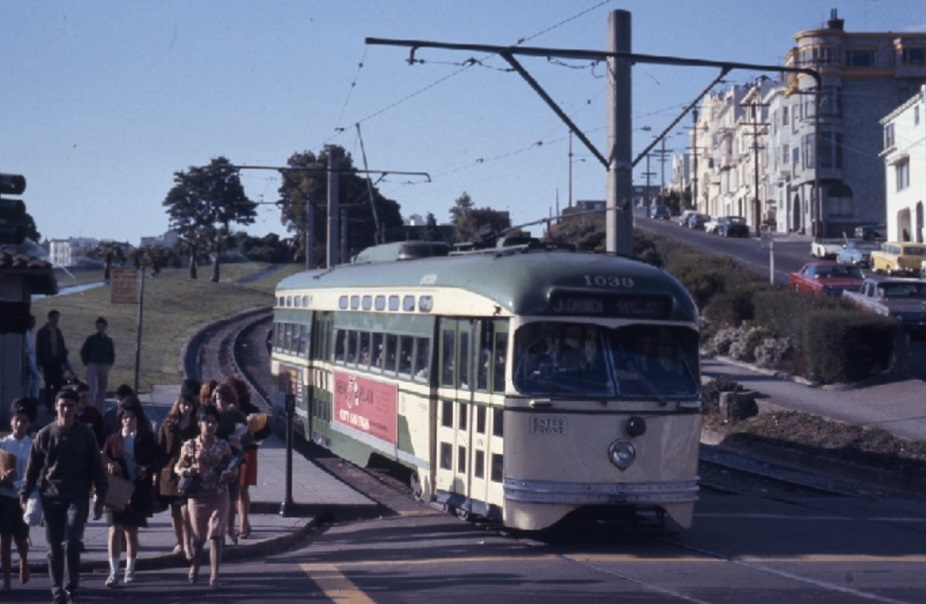 San Francisco 1960s 13