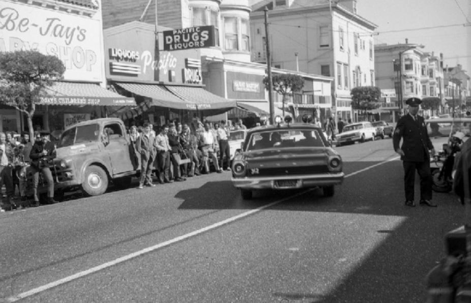San Francisco 1960s 14