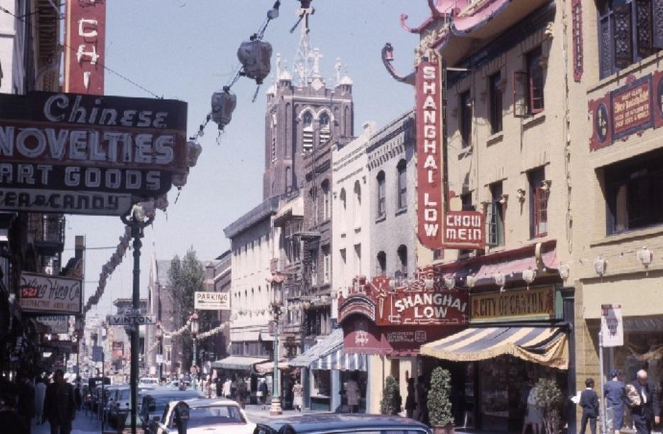 San Francisco 1960s 16