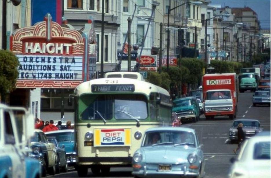 San Francisco 1960s 5