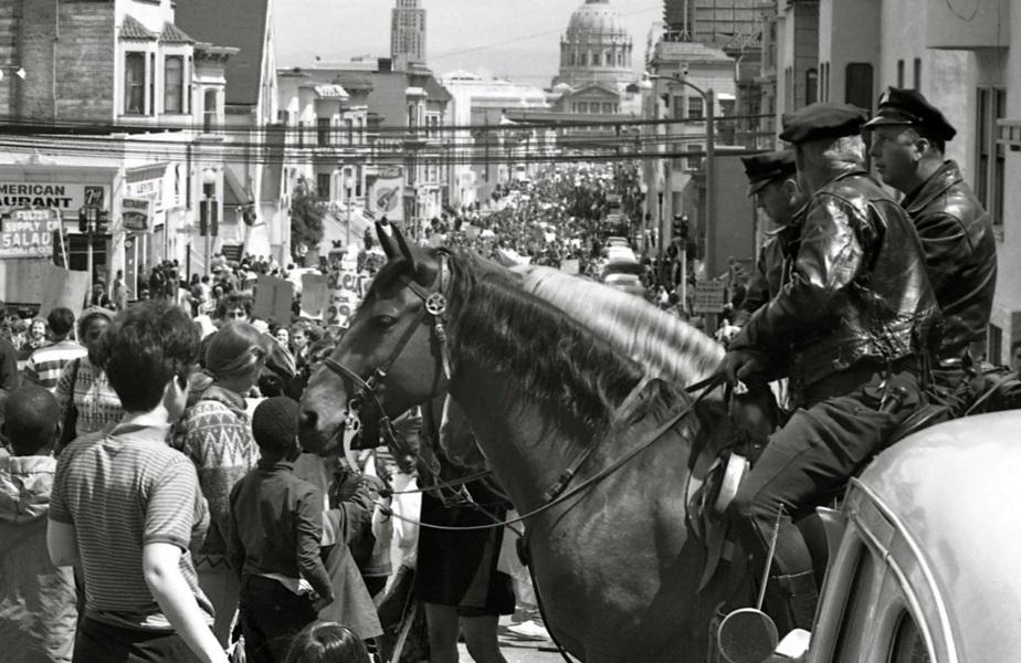 San Francisco 1960s 6
