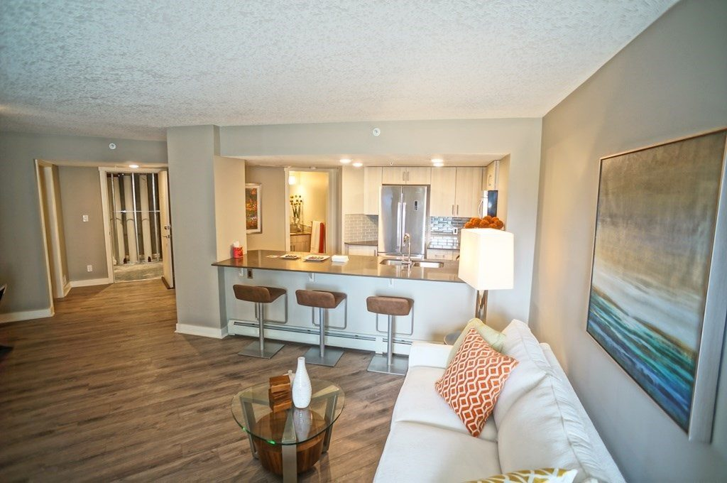 The Metropolatin Calgary rental housing