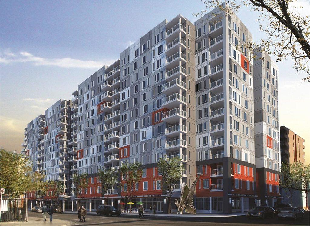 The Metropolitan Calgary rental housing