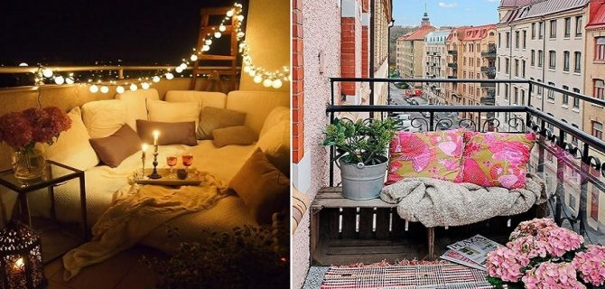 22 easy ways to instantly upgrade your balcony