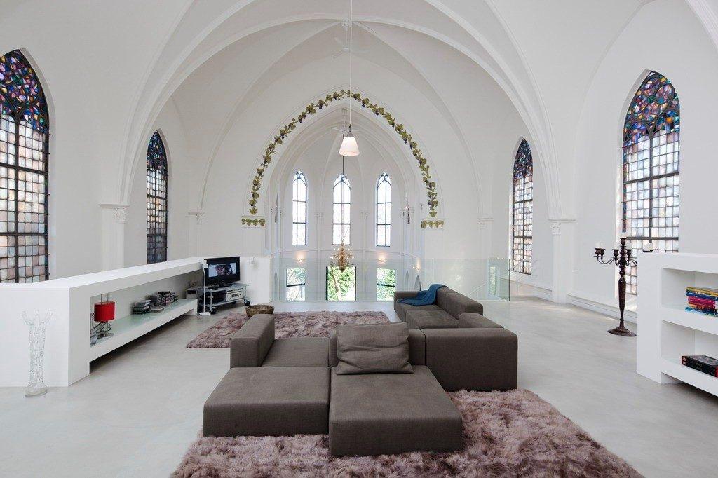 church conversion minimalism