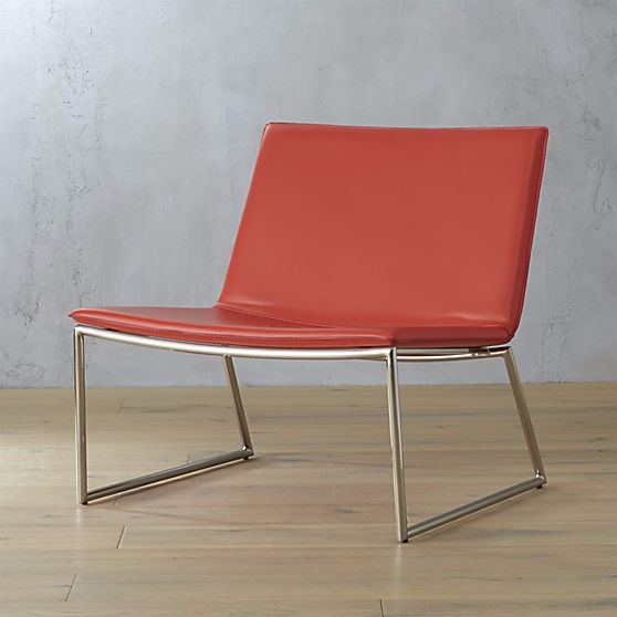 triumph-red-orange-lounge-chair-compressed
