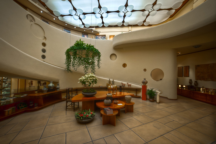 Frank Lloyd Wright San Francisco 2