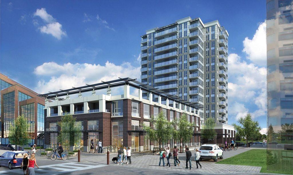 Hudson Walk One Victoria BC rental apartments