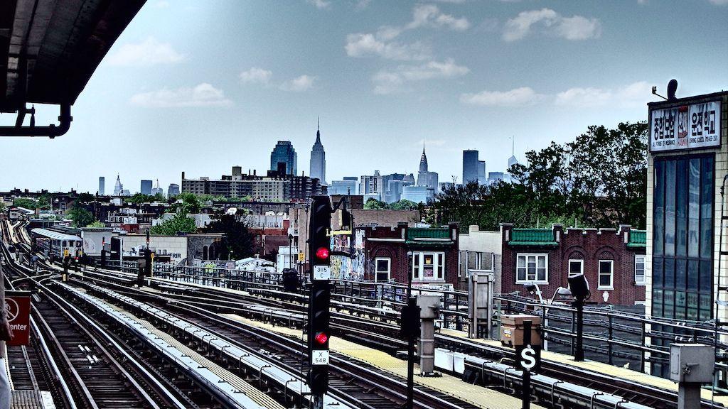 NYC radio transit system