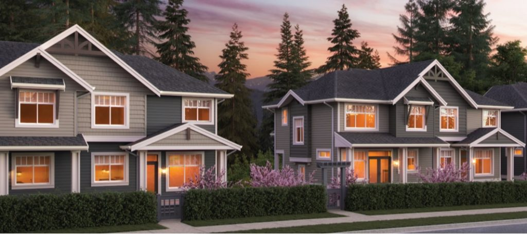 Oliver Townhomes South Surrey