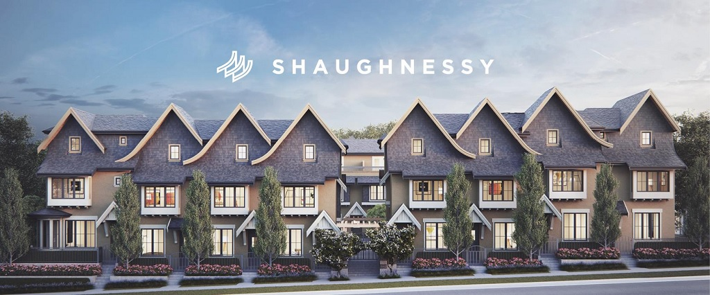 Shaughnessy Residences Vancouver townhomes