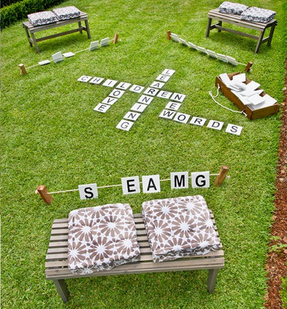 backyard scrabble diy