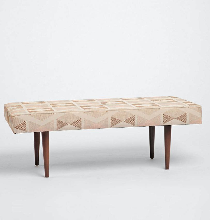 henderson printed bench UO