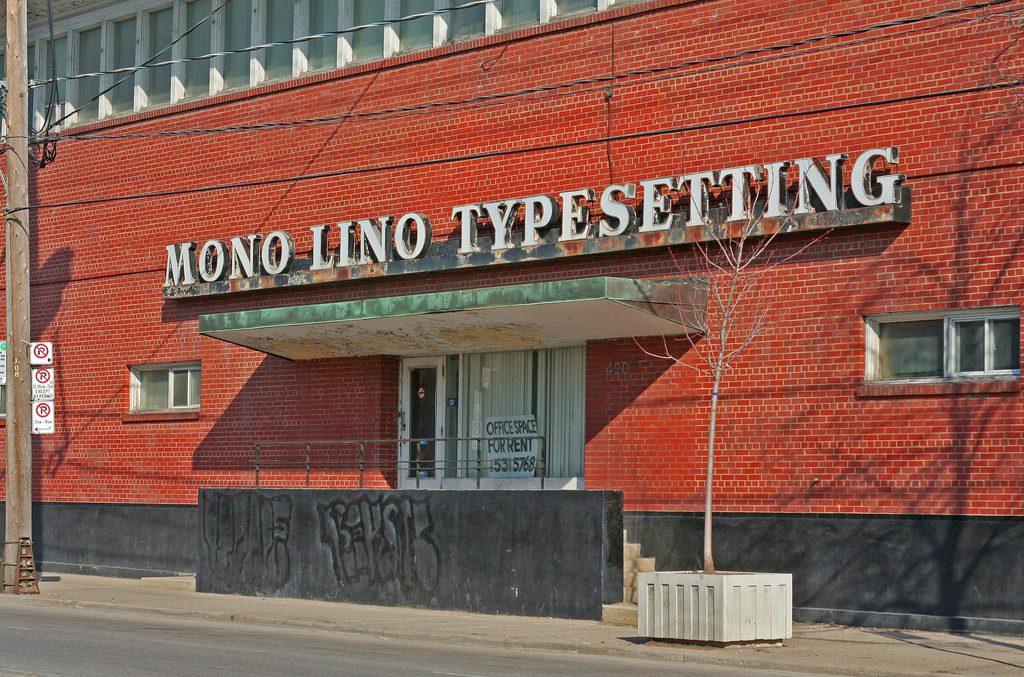 mono-lino-typesetting-dupont