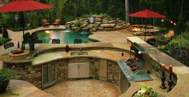 21 insanely clever design ideas for your outdoor kitchen on pool and barbeque ideas, pool and retaining wall ideas, pool and landscape ideas, pool and gazebo ideas, pool and patio ideas, pool and pergola ideas, pool and water feature ideas, pool and pond ideas, pool and firepit ideas, pool and jacuzzi ideas, pool and fireplace ideas, pool and deck ideas, pool and spa ideas,