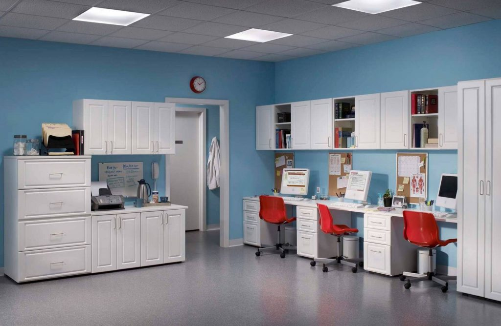 organize garage home office