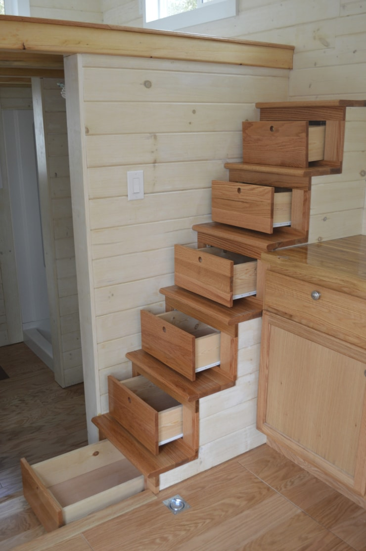 tiny house stairs-min