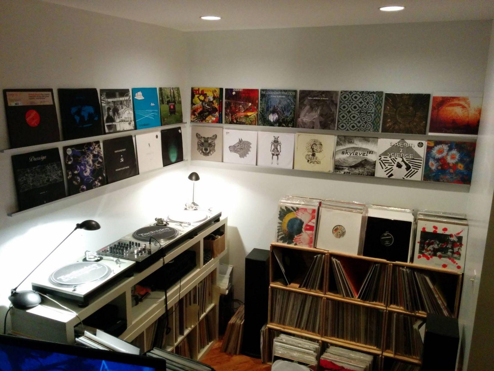 vinyl diy collection