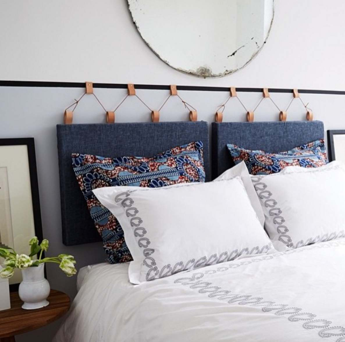 25 Stylish Headboard Alternatives That Will Transform Your