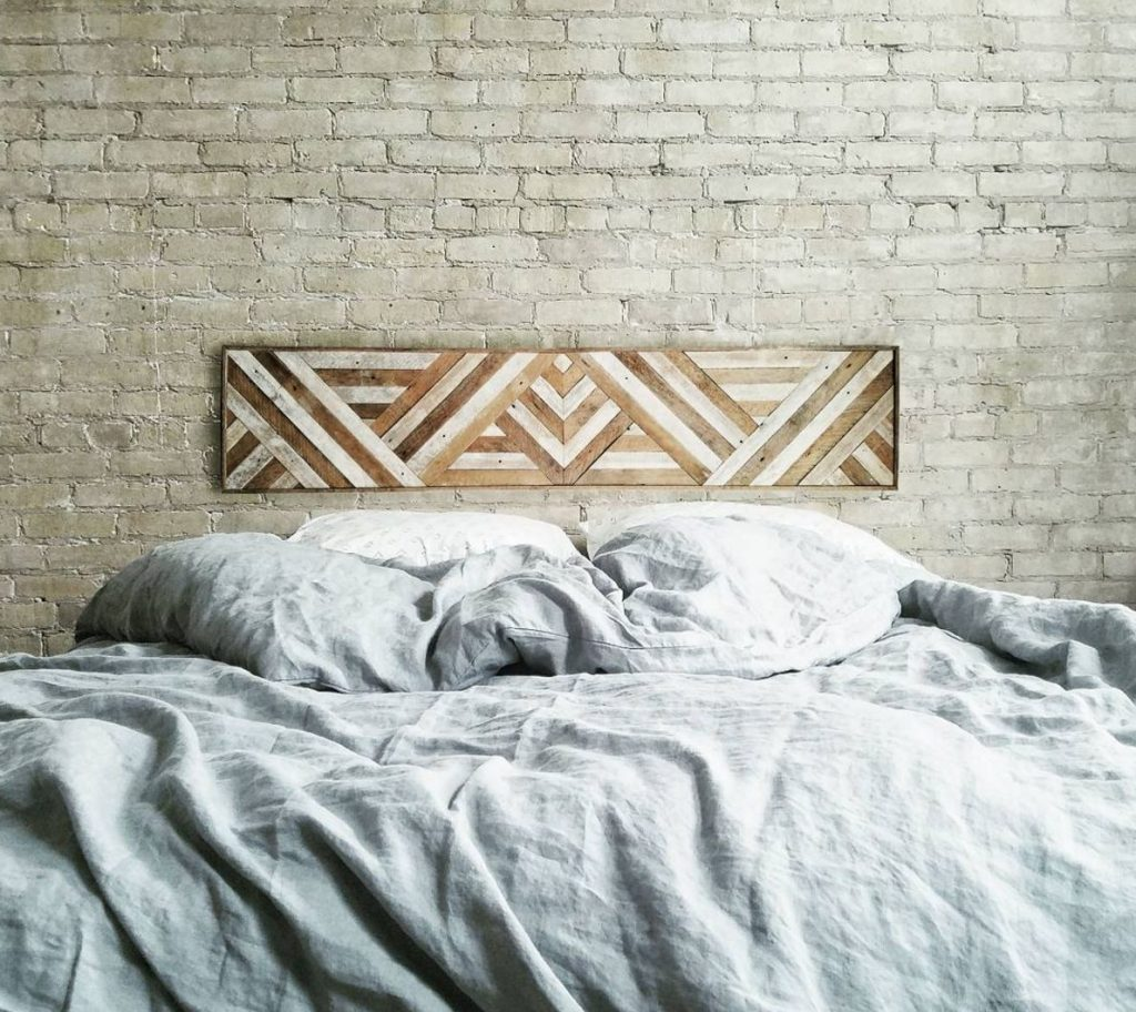 headboard art piece