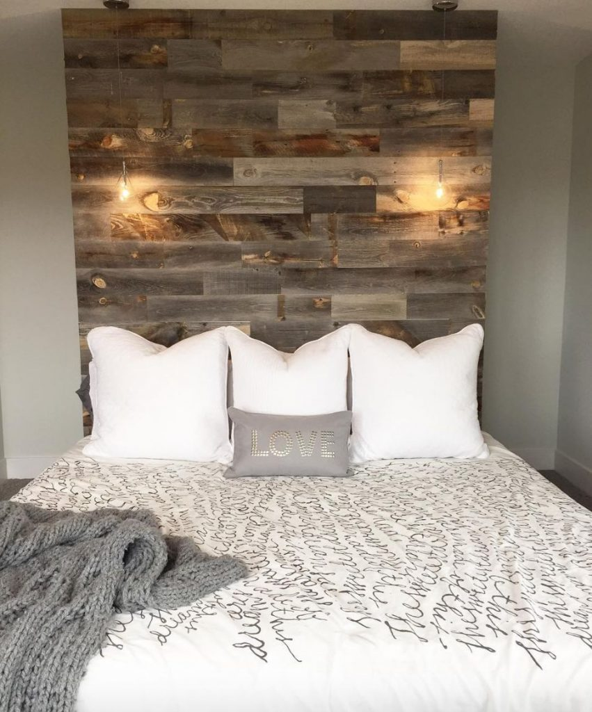 stikwood headboard