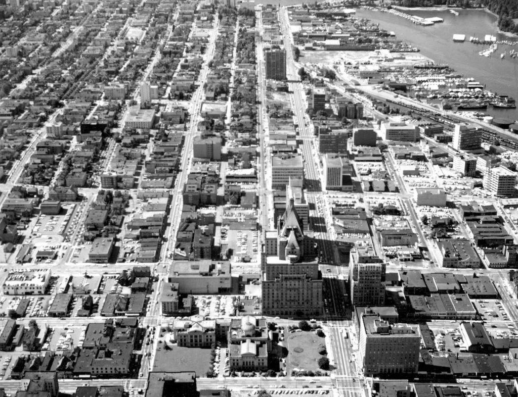 vancouver 1960s