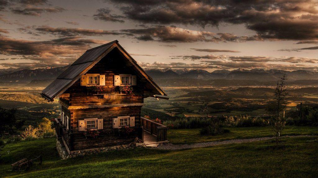austrian cabin-compressed