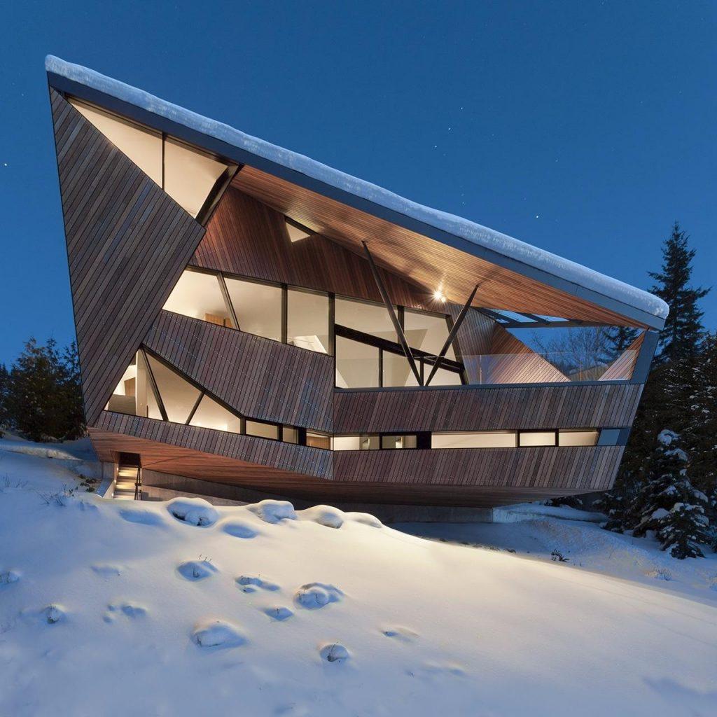 modern cabin-compressed