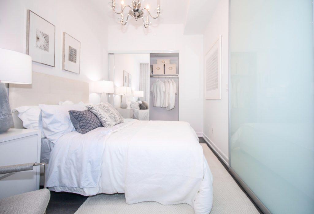 College Condos_Bedroom