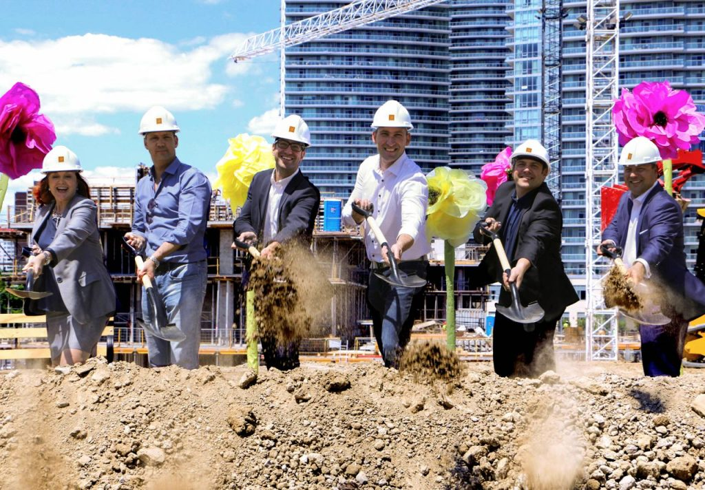 Fifth on the Park_Groundbreaking