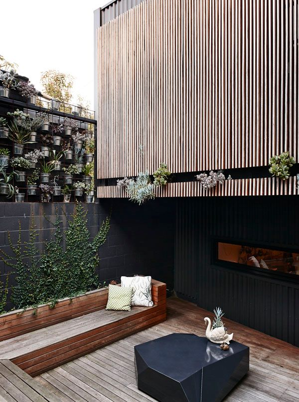 courtyard with hanging plants-compressed