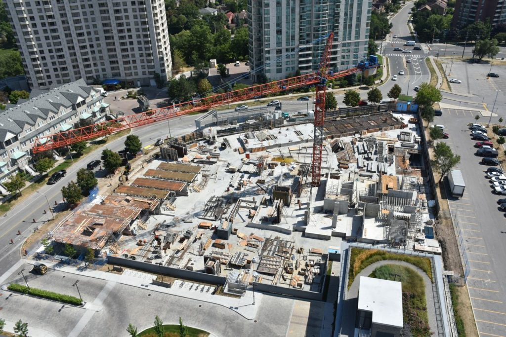 Joy Condos_Construction1