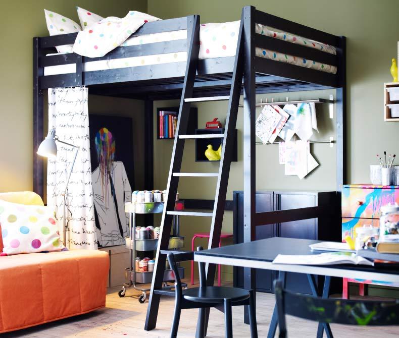 Loft-Bed-Ikea