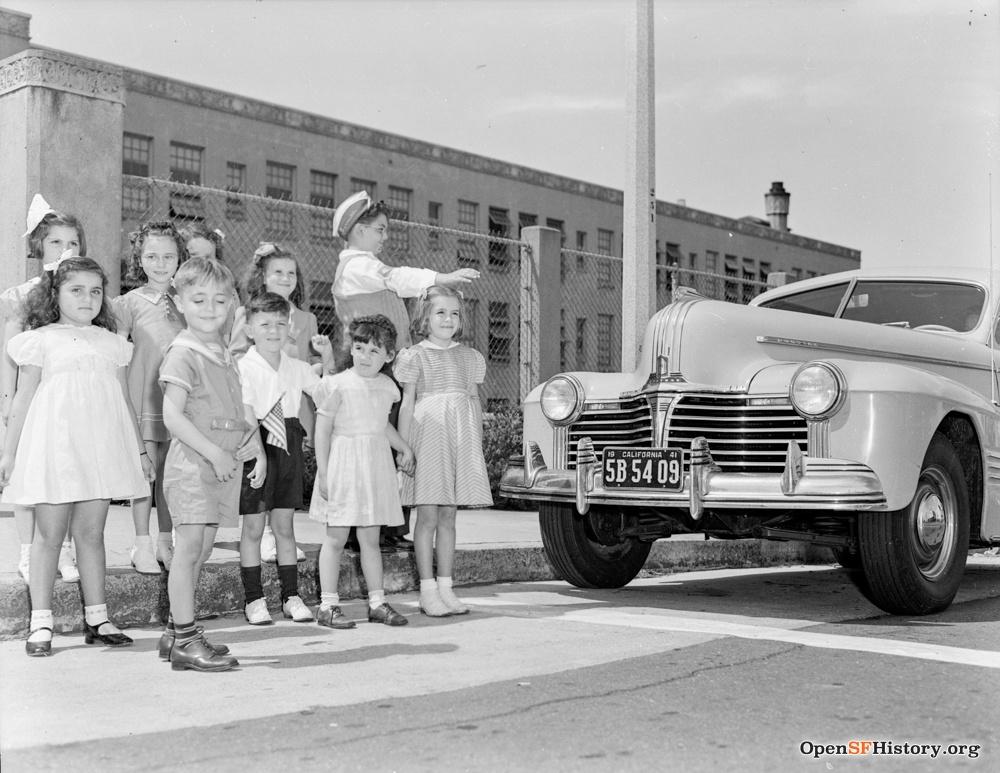 SF 1940s sherman elementary