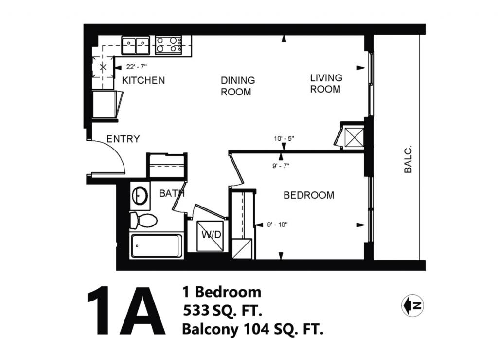 Jasper Condos_Floorplan