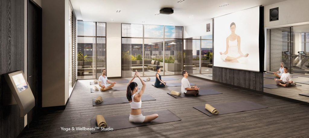 The Bartholomew_Fitness Centre