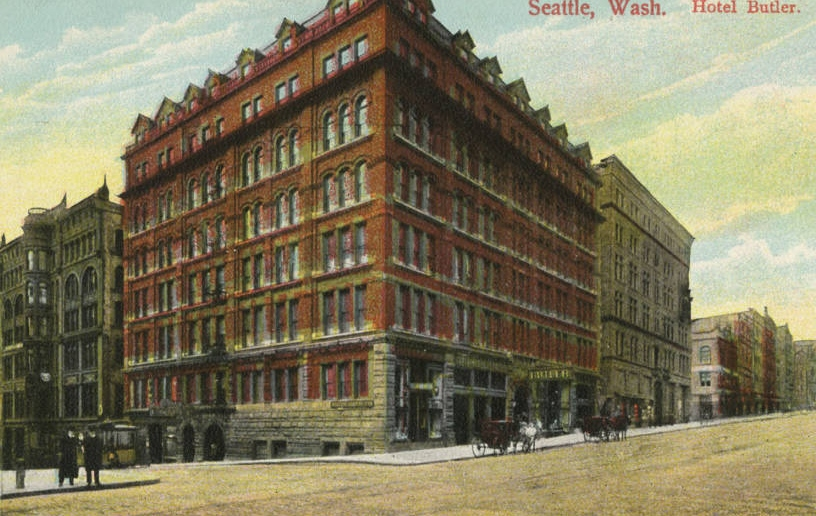 great depression seattle hotel butler
