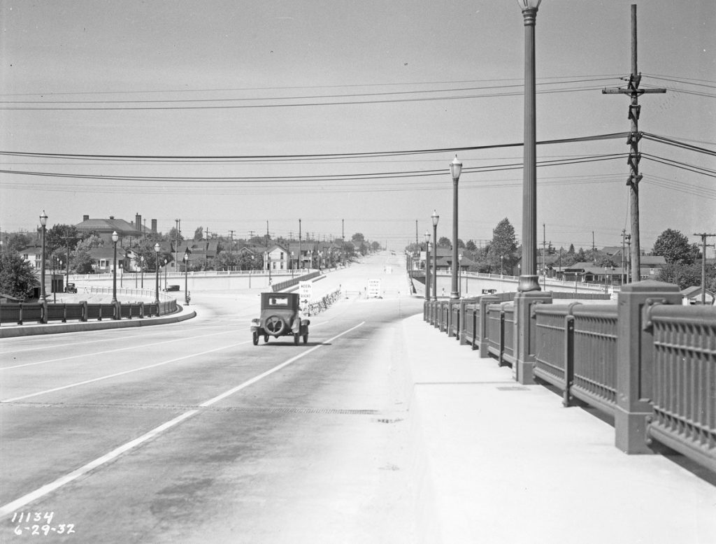 great depression seattle traffic