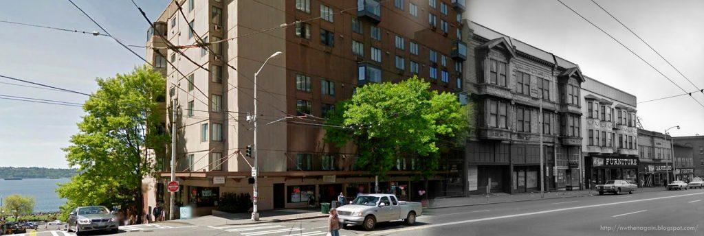 seattle composite 1st avenue